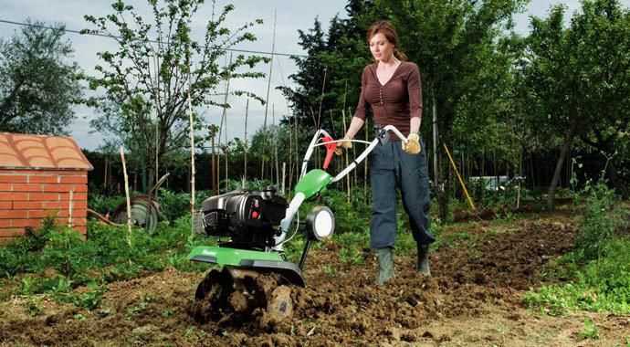 Культиваторы для сада и дачи