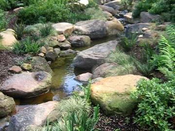Ручьи и каналы