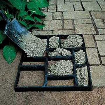 Садовые дорожки своими руками - бетонное покрытие