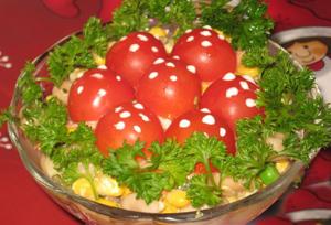 Топ 10 лучших новогодних салатов